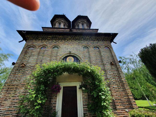 Manastirea de la Cobia